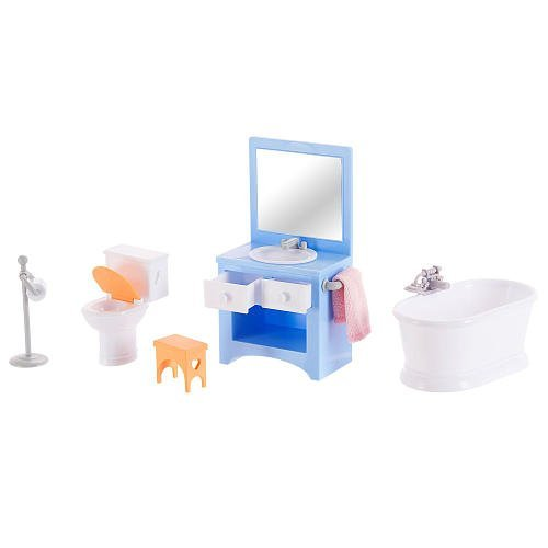 You & Me Happy Together Bathroom Set