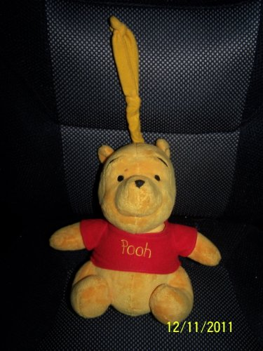 Disney Winnie the Pooh Musical Pull Down Crib Toy
