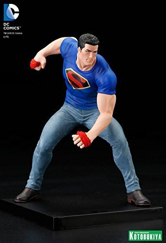 "SDCC 2016 Exclusive Kotobukiya DC Superman Clark Kent ""Truth"" Limited Edition ArtFX 1/10 Scale Statue"