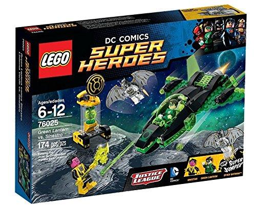 Lego Super Heroes Green Lantern vs Shinesutoro 76025