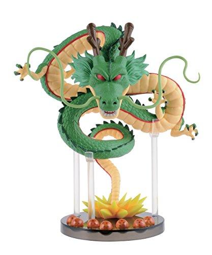 Banpresto Dragon Ball Z 5.5″ Movie Mega World Collectable Figure Shenron and Dragon Ball Set