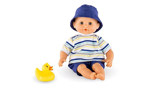 Corolle Mon Premier Bebe Bath Boy Baby Doll (New)