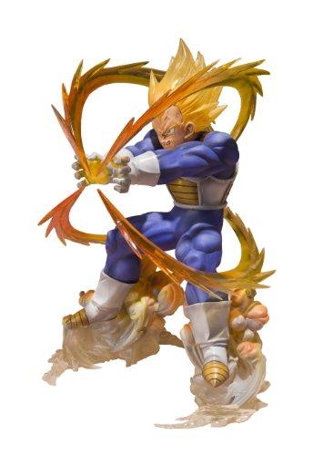 Bandai Tamashii Nations FiguartsZero Super Saiyan Vegeta Action Figure