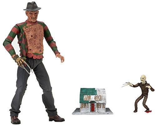 NECA Nightmare on Elm Street Ultimate Dream Warriors Freddy Action Figure (7″ Scale)
