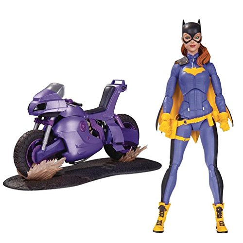 DC Collectibles Batgirl of Burnside Deluxe Action Figure