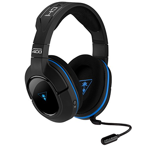 Turtle Beach – Ear Force Stealth 400 Fully Wireless Gaming Headset – PS4