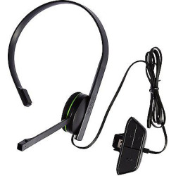 Xbox One Chat Headset, Microsoft Software Game
