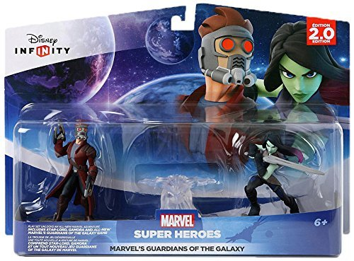 Disney Infinity: Marvel Super Heroes (2.0 Edition) – Marvel's Guardians of the Galaxy Play Set – Not Machine Specific
