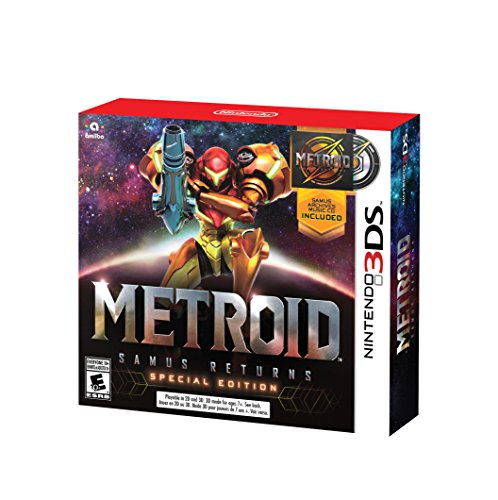 Metroid: Samus Returns Special Edition – Nintendo 3DS