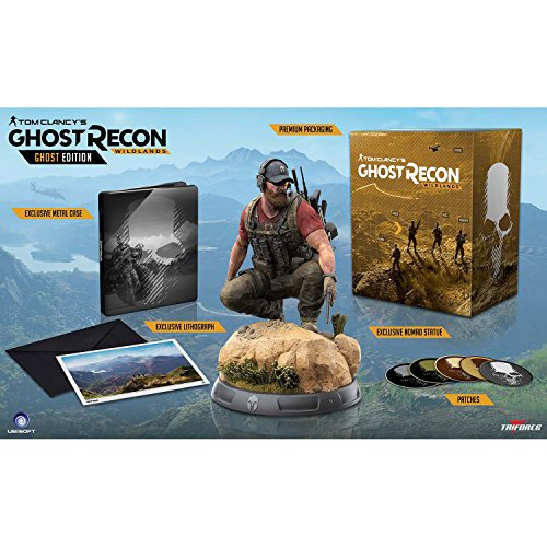 Triforce Ghost Recon Wildlands Triforce Ghost Edition – Not Machine Specific;