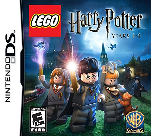 Lego Harry Potter: Years 1-4 – Nintendo DS