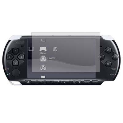 Vktech 5x Clear Screen Protector Protective Film Guard for Sony PSP 1000 2000 3000