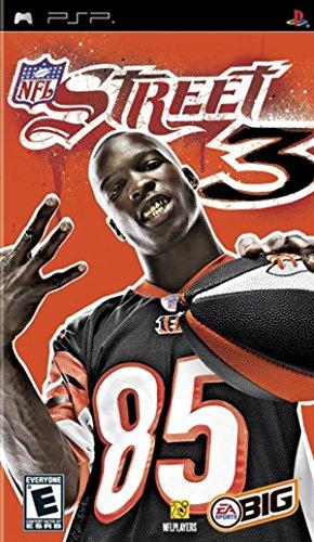 NFL Street 3 – Sony PSP