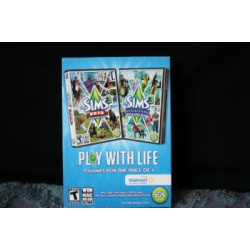 Play with Life: The Sims 3 Pets Expansion Pack and The Sims 3 Generations Expansion Pack