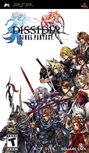 Dissidia Final Fantasy – Sony PSP