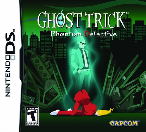 Ghost Trick: Phantom Detective – Nintendo DS