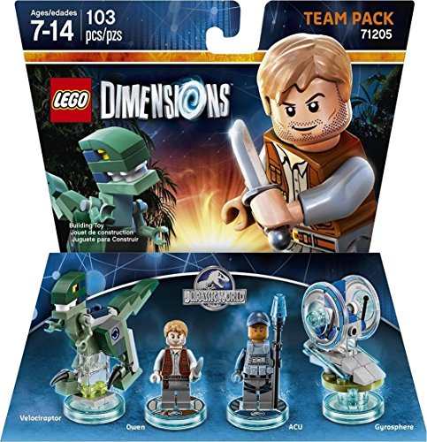 Jurassic World Team Pack – LEGO Dimensions