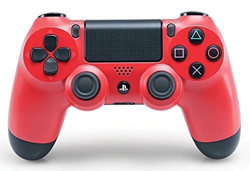 DualShock 4 Wireless Controller for PlayStation 4 – Magma Red [Old Model]