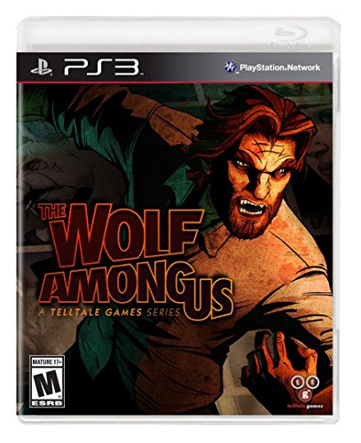 The Wolf Among Us – PlayStation 3