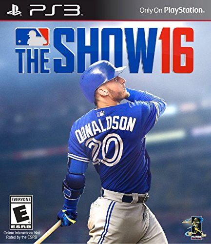 MLB The Show 16 – PlayStation 3
