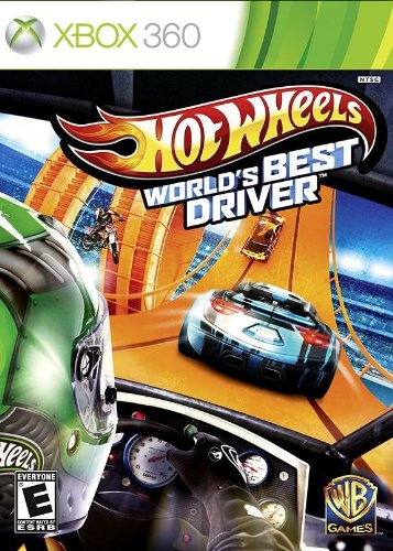 Hot Wheels World's Best Driver – Xbox 360 Standard Edition