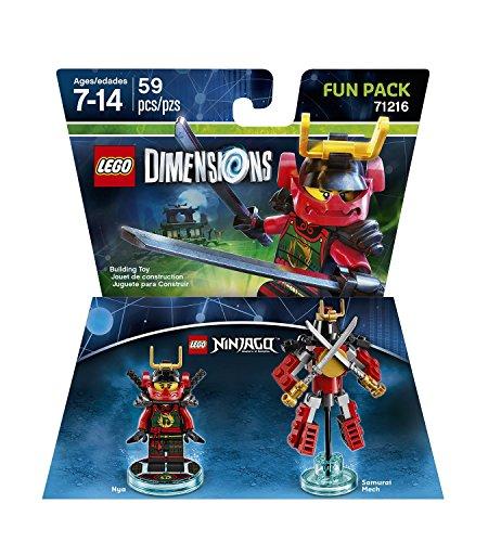 Ninjago Nya Fun Pack – LEGO Dimensions