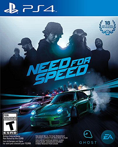 Need for Speed – PlayStation 4