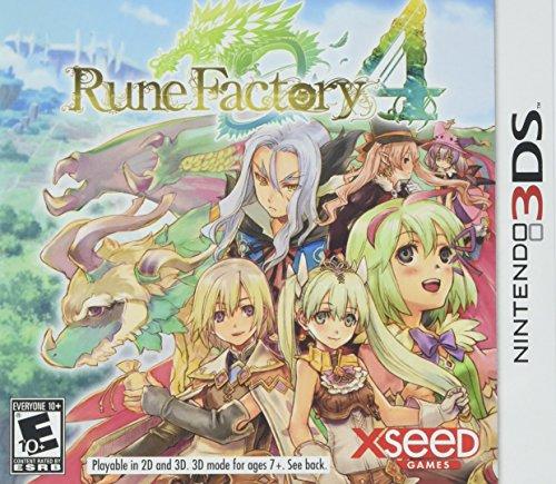Rune Factory 4 – Nintendo 3DS