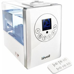 levoit humidifiers vaporizer warm and cool mist ultrasonic air bedroom -