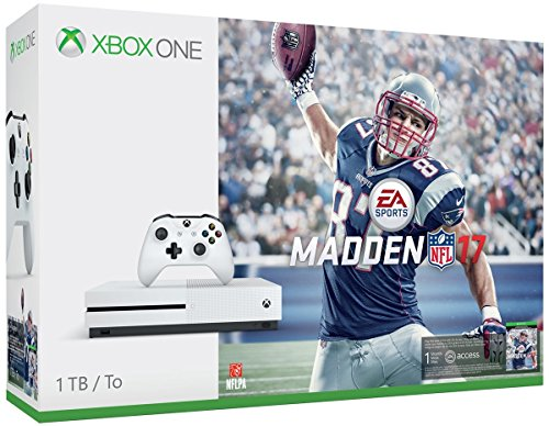 xbox one s 1tb console madden nfl 17 bundle discontinued -