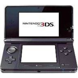 nintendo 3ds hard nintendo 3ds console cosmo black 6 -
