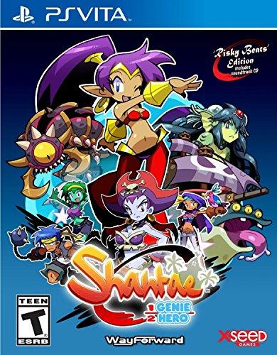 Shantae: Half-Genie Hero – Risky Beats Edition – PlayStation Vita