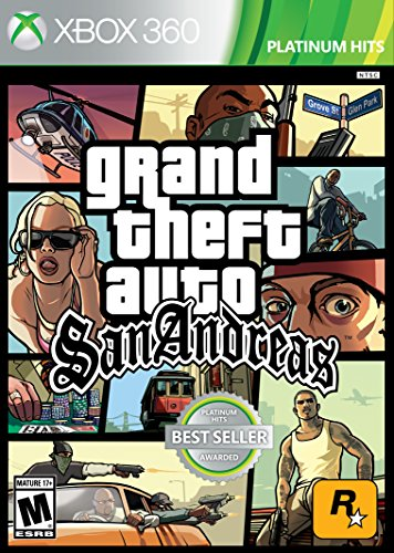 Grand Theft Auto: San Andreas – Xbox 360