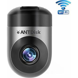 antdisk dash cam full hd 1080p with super night vision dashboard camera -