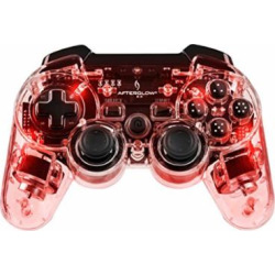 afterglow wireless controller in rot -