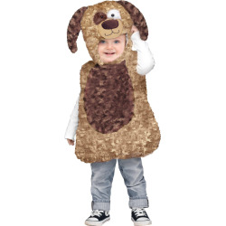 dog toddler costume -