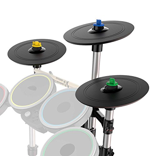 rock band 4 pro cymbals expansion drum kit -