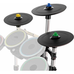 rock band 4 pro cymbals expansion drum kit 1 -