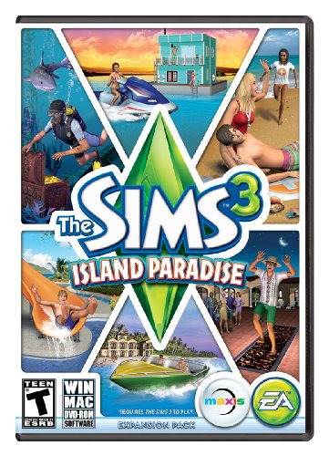 the sims 3 island paradise pcmac -
