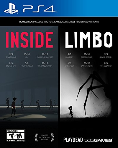 inside limbo double pack playstation 4 -