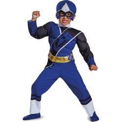 Toddler Blue Costume
