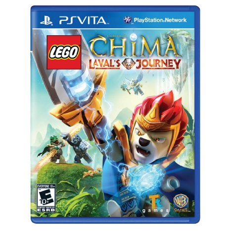 LEGO Legends of Chima: Laval's Journey – PlayStation Vita