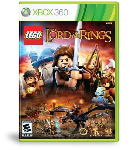 LEGO Lord of the Rings – Xbox 360