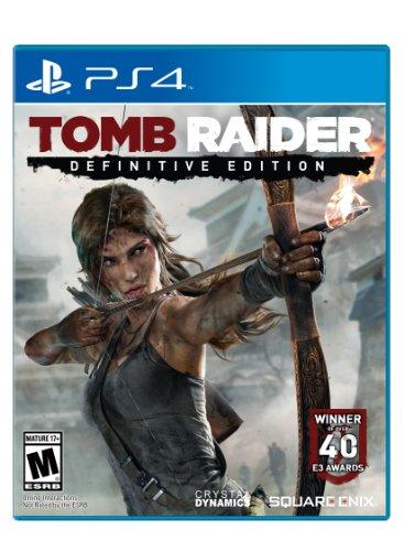 Tomb Raider: Definitive Edition – PlayStation 4