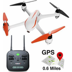 force1 drone with camera and gps return home brushless motors hd drone 1080p -