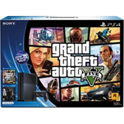 playstation 4 black friday bundle grand theft auto v and the last of us -