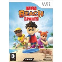 Big Beach Sports – Wii