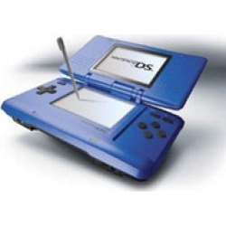Used Nintendo Ds System – Blue (Recharged Refurbished)