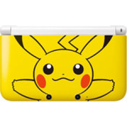 Used Nintendo 3Ds Xl System – Yellow Pikachu (Gamestop Premium Refurbished)
