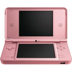 Used Nintendo Dsi Xl System – Pink (Recharged Refurbished)